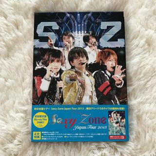 セクシー ゾーン(Sexy Zone)のSexy Zone Japan Tour 2013 初回限定盤 Blu-ray(ミュージック)