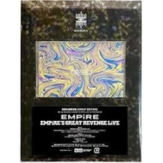 新品 EMPiRE'S GREAT REVENGE LiVE 初回生産限定盤(ミュージック)