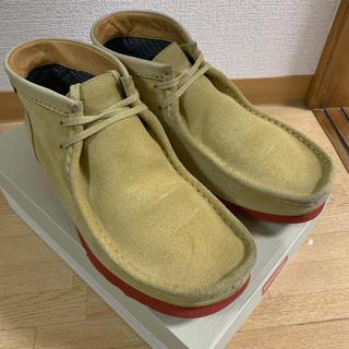 ナナミカ(nanamica)のnanamica 別注 clarks GORE-TEX® ワラビー ナナミカ(ブーツ)