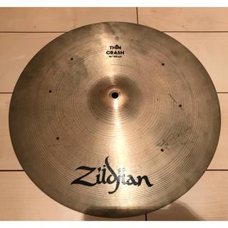 Zildjian Thin Crash 16 ジルジャン シンクラッシュシンバル(シンバル)