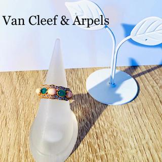 ヴァンクリーフアンドアーペル(Van Cleef & Arpels)の♢ Van Cleef & Arpels / K18 0.67ct リング ♢(リング(指輪))