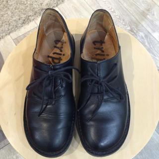 トリッペン(trippen)のmary様専用(ローファー/革靴)