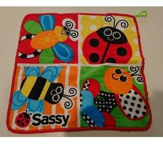 サッシー(Sassy)の[新品・未使用]Sassy サッシー ループタオル ハンドタオル 保育園(その他)