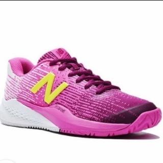 *新品*New Balance 23cm テニスシューズ