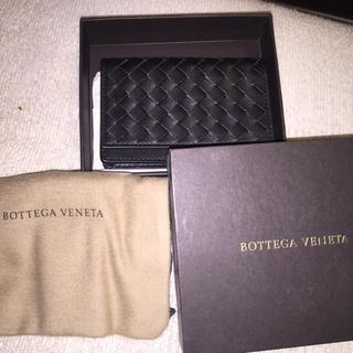 ボッテガヴェネタ(Bottega Veneta)のBOTTEGA VENETAカードケース(名刺入れ/定期入れ)