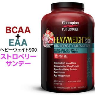 チャンピオン(Champion)のチャンピオン ヘビーウェイト プロテイン 3kg(プロテイン)