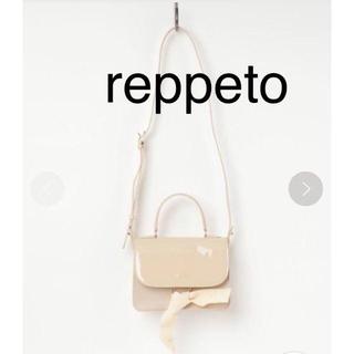 レペット(repetto)の新品★repetto レペット ショルダーバッグDouble jeu bag 2(ショルダーバッグ)