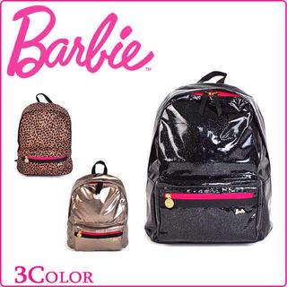 バービー(Barbie)の🎀Barbie🎀リュック【ブラック】(リュック/バックパック)