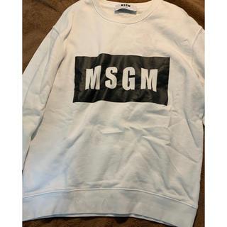エムエスジイエム(MSGM)のMSGM スウェット(スウェット)
