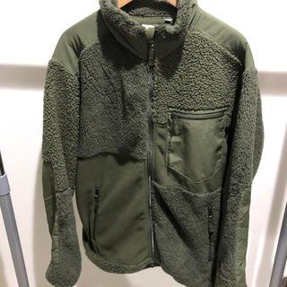 エンジニアードガーメンツ(Engineered Garments)のUNIQLO x engineered garments ボアフリースジャケット(ブルゾン)