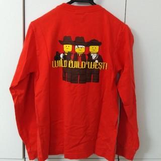 レゴ(Lego)の【LEGO】 長袖Tシャツ(Tシャツ/カットソー(七分/長袖))