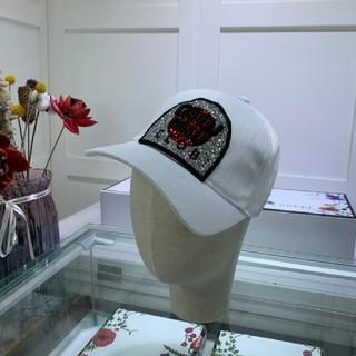 ミュウミュウ(miumiu)のmiumiu キャップ 帽子 ミュウミュウ(キャップ)