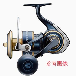 ダイワ(DAIWA)の新品 20ソルティガ8000   オシアEX8  3号付(リール)