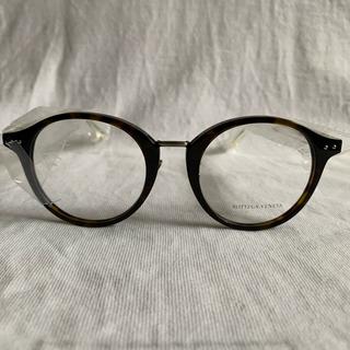 ボッテガヴェネタ(Bottega Veneta)の眼鏡 度なし ボッテガヴェネタ イタリア製(サングラス/メガネ)