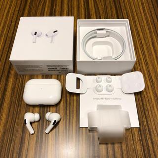 アップル(Apple)の秋葉原電気街様専用 Apple AirPods Pro 中古美品(ヘッドフォン/イヤフォン)