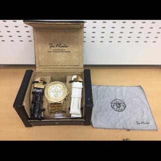 アヴァランチ(AVALANCHE)のジョーロデオ 時計 ダイヤモンドウォッチ アバランチ(腕時計(アナログ))