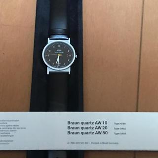 ブラウン(BRAUN)のBRAUN × Tyrrel Honda 時計(腕時計(アナログ))