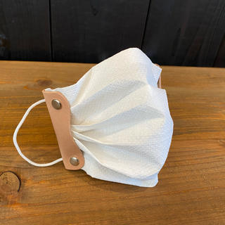 キッチンペーパー インナーマスクホルダー 2セット(パック/フェイスマスク)