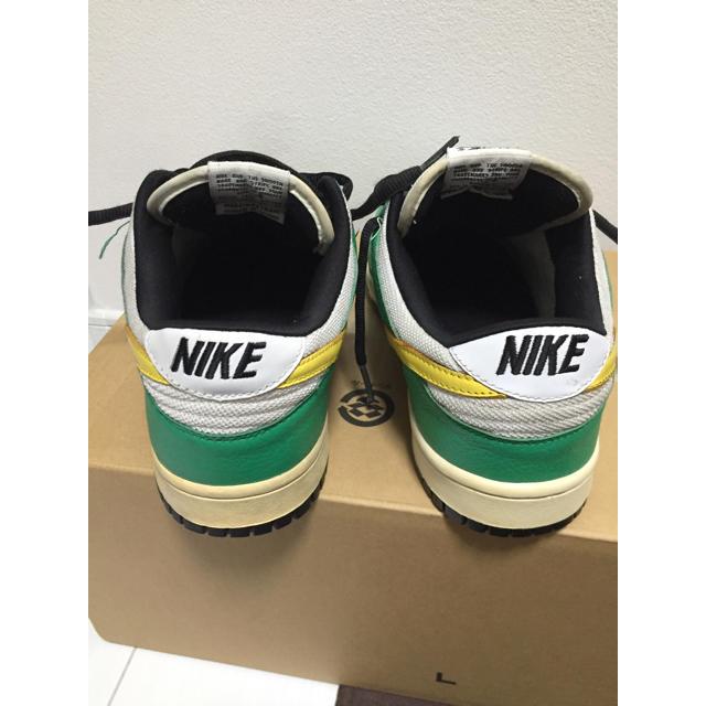 NIKE(ナイキ)のNIKE dunk low spring leaf 27.5 メンズの靴/シューズ(スニーカー)の商品写真