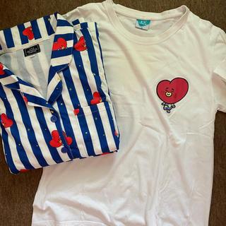 ボウダンショウネンダン(防弾少年団(BTS))のパジャマ・Tシャツ(パジャマ)