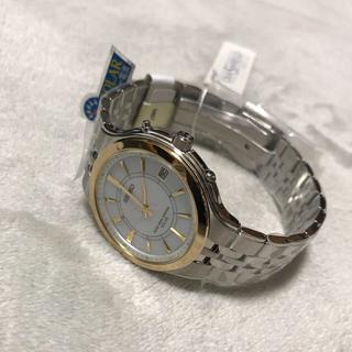 セイコー(SEIKO)の[セイコー]SEIKO ドルチェソーラー電波時計 SADZ066(金属ベルト)