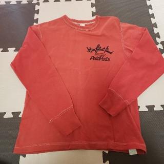 フラットヘッド(THE FLAT HEAD)のフラットヘッド ロングTシャツ 長袖③(Tシャツ/カットソー(七分/長袖))