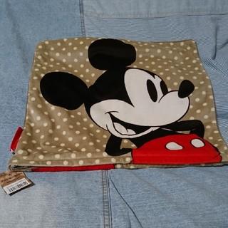 ディズニー(Disney)のミッキーマウス  クッションカバー(クッションカバー)