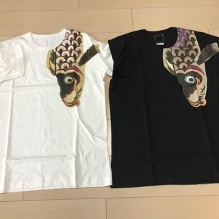 ヴィスヴィム(VISVIM)のvisvim (ビズビム/ヴィズヴィム)のティーシャツ・鯉 サイズ4(Tシャツ/カットソー(半袖/袖なし))