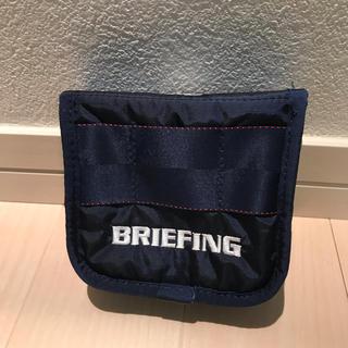 ブリーフィング(BRIEFING)のBRIEFING マレットパターカバー(ゴルフ)