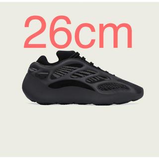 アディダス(adidas)のadidas yeezy 700 v3 alvah 26cm(スニーカー)