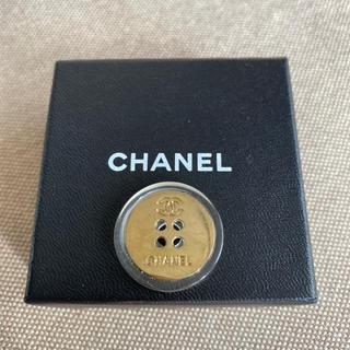 シャネル(CHANEL)のシャネル CHANEL ボタン No.49(ヘアアクセサリー)