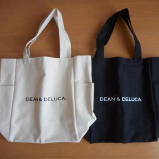 ディーンアンドデルーカ(DEAN & DELUCA)の【美品】DEAN&DELUCA トートバッグ 付録 2点セット(トートバッグ)