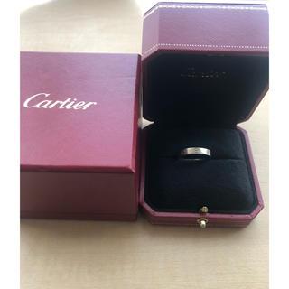 カルティエ(Cartier)のカルティエ ミニラブリング 18k WG #57 約16.5号(リング(指輪))