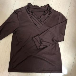 シャルレ(シャルレ)の7分袖Tシャツ(Tシャツ(長袖/七分))