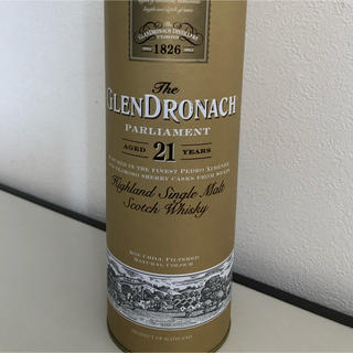 アサヒ(アサヒ)のグレンドロナック21年 パーラメント (ウイスキー)