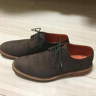 キャロウェイ(Callaway)のキャロウェイ 革靴 茶スウェード 26cm(その他)