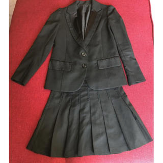 ジルバイジルスチュアート(JILL by JILLSTUART)のジル プリーツスカート スーツ(テーラードジャケット)