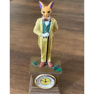 ジブリ(ジブリ)の『耳をすませば』置き時計 バロン 猫 男爵(置時計)