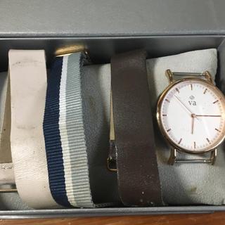 ヴァンドームアオヤマ(Vendome Aoyama)のva 腕時計(腕時計)