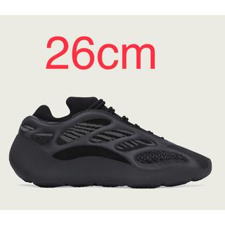 アディダス(adidas)のyeezy 700 ALVAH 26cm(スニーカー)