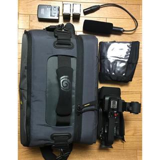 Canon - Canon 業務用フルHD ビデオカメラ XA25 +付属品