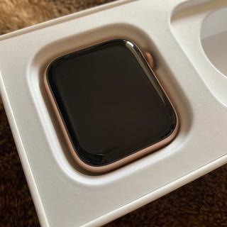 アップルウォッチ(Apple Watch)の【専用取引中】Apple Watch Series 4_GPSモデル_44mm(腕時計(デジタル))