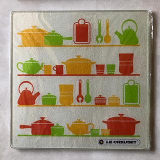 ルクルーゼ(LE CREUSET)のLE CREUSET カッティングボード(非売品・未使用)(調理道具/製菓道具)