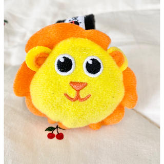 サッシー(Sassy)のsassy ラトル おもちゃ ライオン 布 サッシー(がらがら/ラトル)