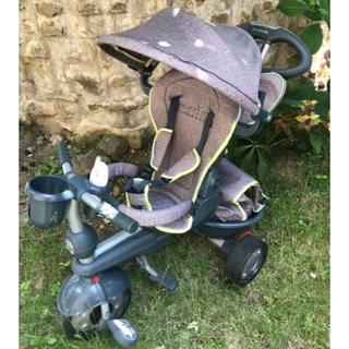 トイザラス(トイザらス)の10ヶ月から使える三輪車★スマートトライク エクスプローラー(ベビーカー/バギー)