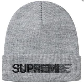シュプリーム(Supreme)のMotion Logo Beanie(ニット帽/ビーニー)