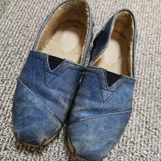 ニシマツヤ(西松屋)の【値下げ】スリッポン 靴 18(スリッポン)