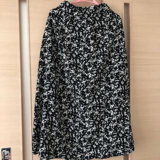 シマムラ(しまむら)の花柄スカート(ロングスカート)