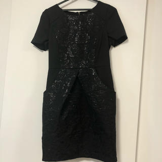 ローズバッド(ROSE BUD)のローズバッド ワンピースドレス(ミディアムドレス)