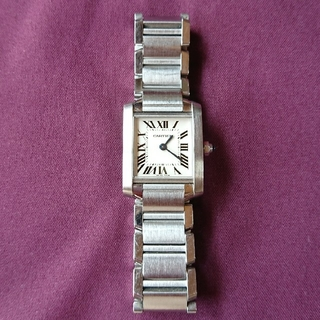イエナ(IENA)の《特価4/19まで》【Cartier】タンクフランセーズ(腕時計)